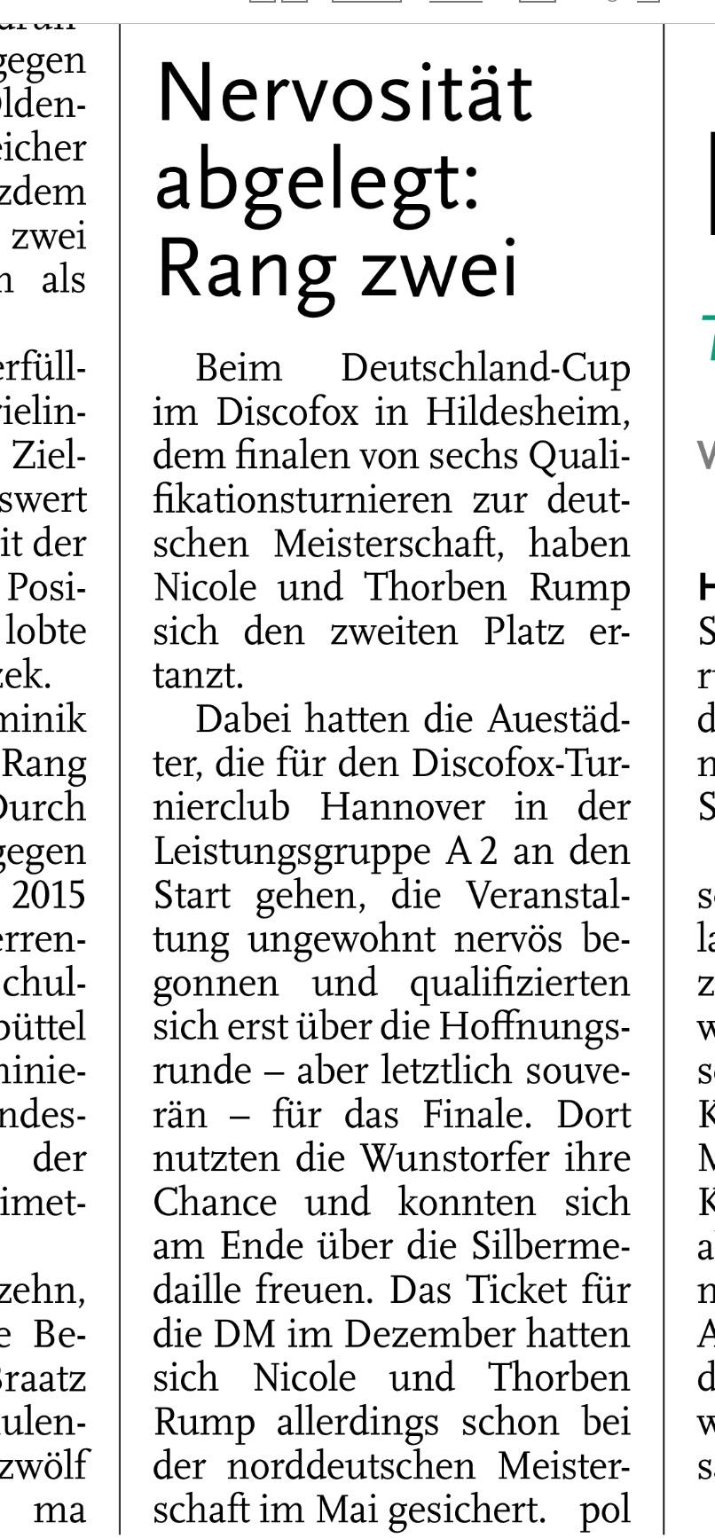 DeutschlandCup 2015