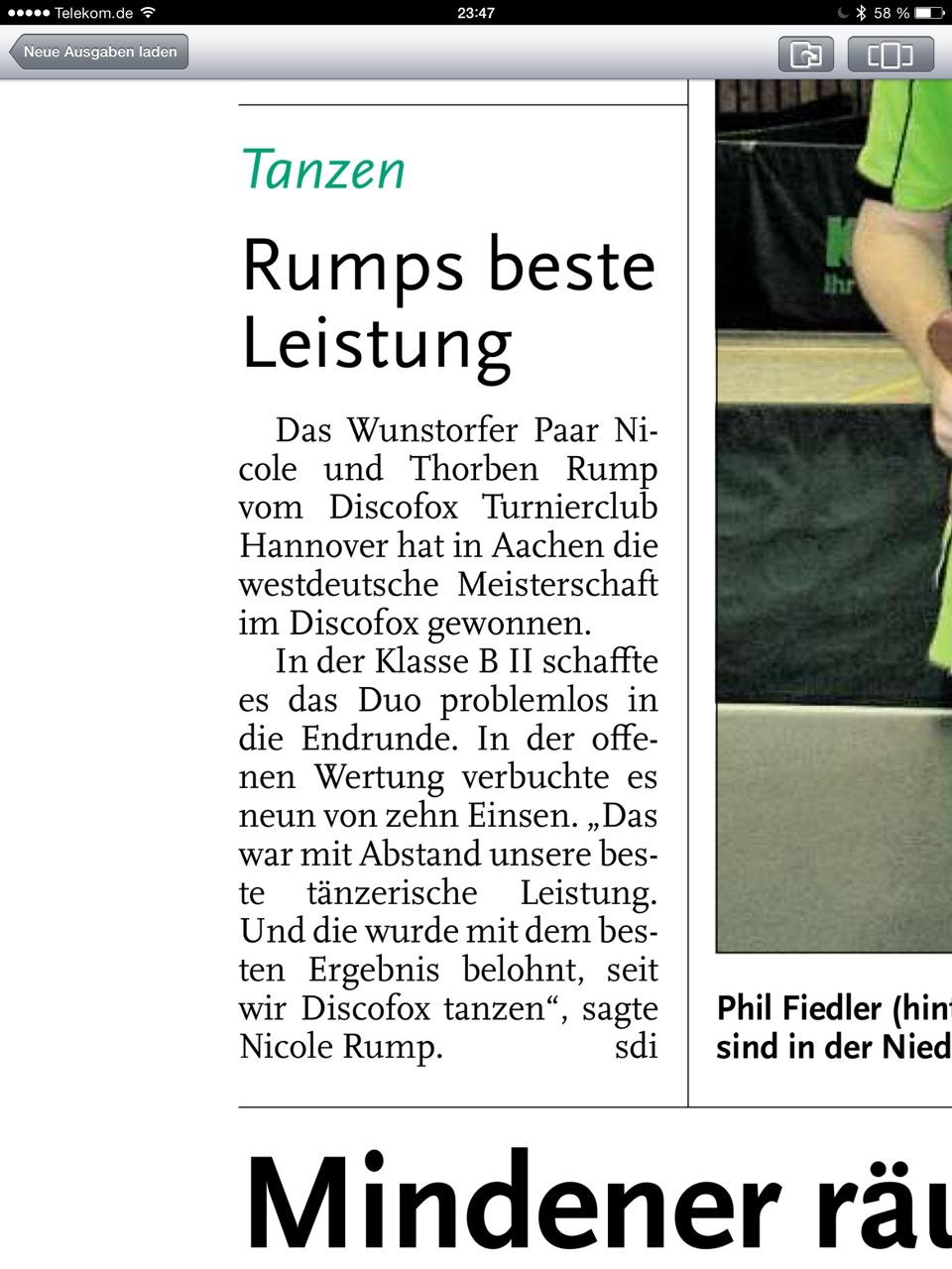 Westdeutsche Meisterschaft 2014