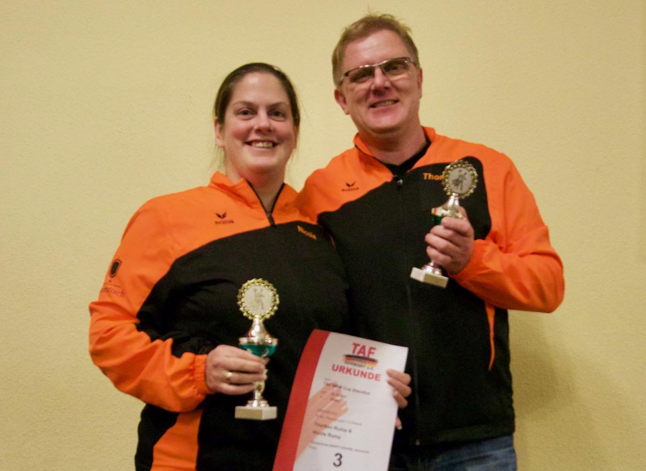 3. Platz beim NRW-Cup in Siegen