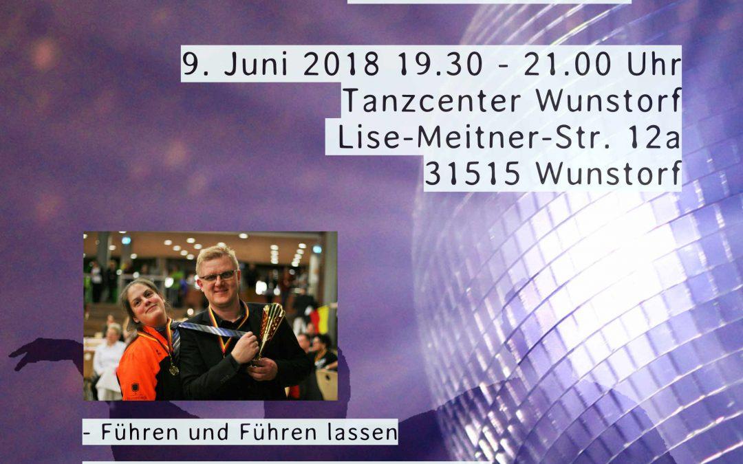 Discofox Technik-Workshop – Jetzt anmelden